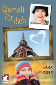 """Cover """"Gemalt für dich"""" von Sara Engels"""