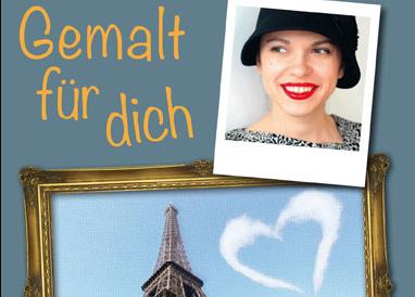 """Rezension: """"Gemalt für dich"""" von Sara Engels"""