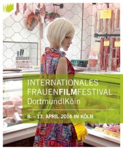Plakatmotiv Frauenfilmfestival 2014, © IFFF