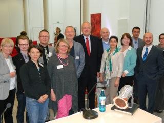© Susanne Hillens, Auftaktsymposium Hirschfeld-Tage 2014