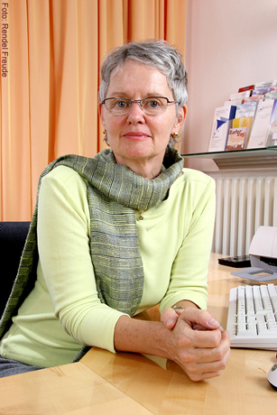 Dr. Maria Beckermann, © Rendel Freude