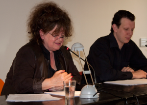 Biggi Wanninger, Christian Schüler, szenische Lesung