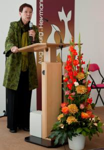 Augspurg-Heymann-Preis 2014, Staatssekretärin Martina Hoffmann-Badache