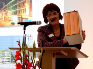 Augspurg-Heymann-Preis 2014, Laudatorin Marie Zemp