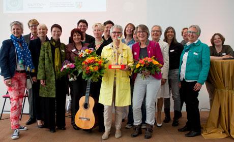 Augspurg-Heymann-Preis 2014, Dr. Maria Beckermann