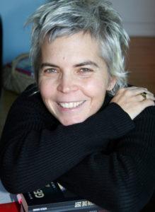 Myriane Angelowski, Foto: Stefanie Biel, Emons-Verlag