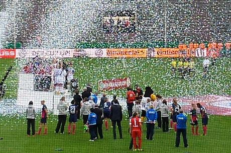 "Zielgruppe ""Familie und Alte""? Pokalfinale in Köln"