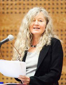 Prof. Dr. Jutta Hartmann (Foto: Stefanie Biel)