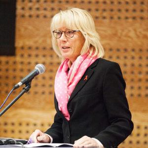 Bürgermeisterin Scho-Antwerpes (Foto: Stefanie Biel)