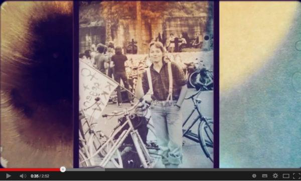Musikvideo: My Generation – Carolina Brauckmann