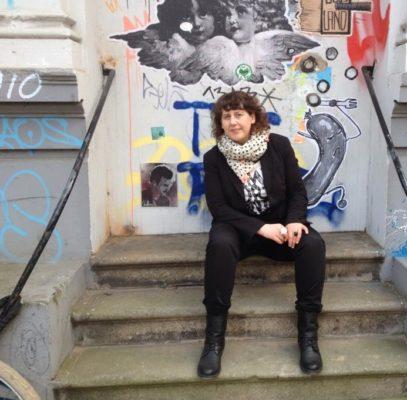 "Interviewserie ""Frauen an den Turntables"": DJane alex b."