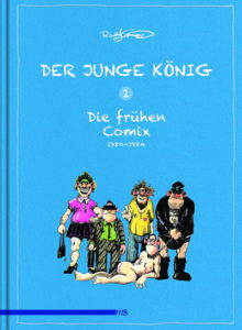 Buchcover Der Junge Koenig