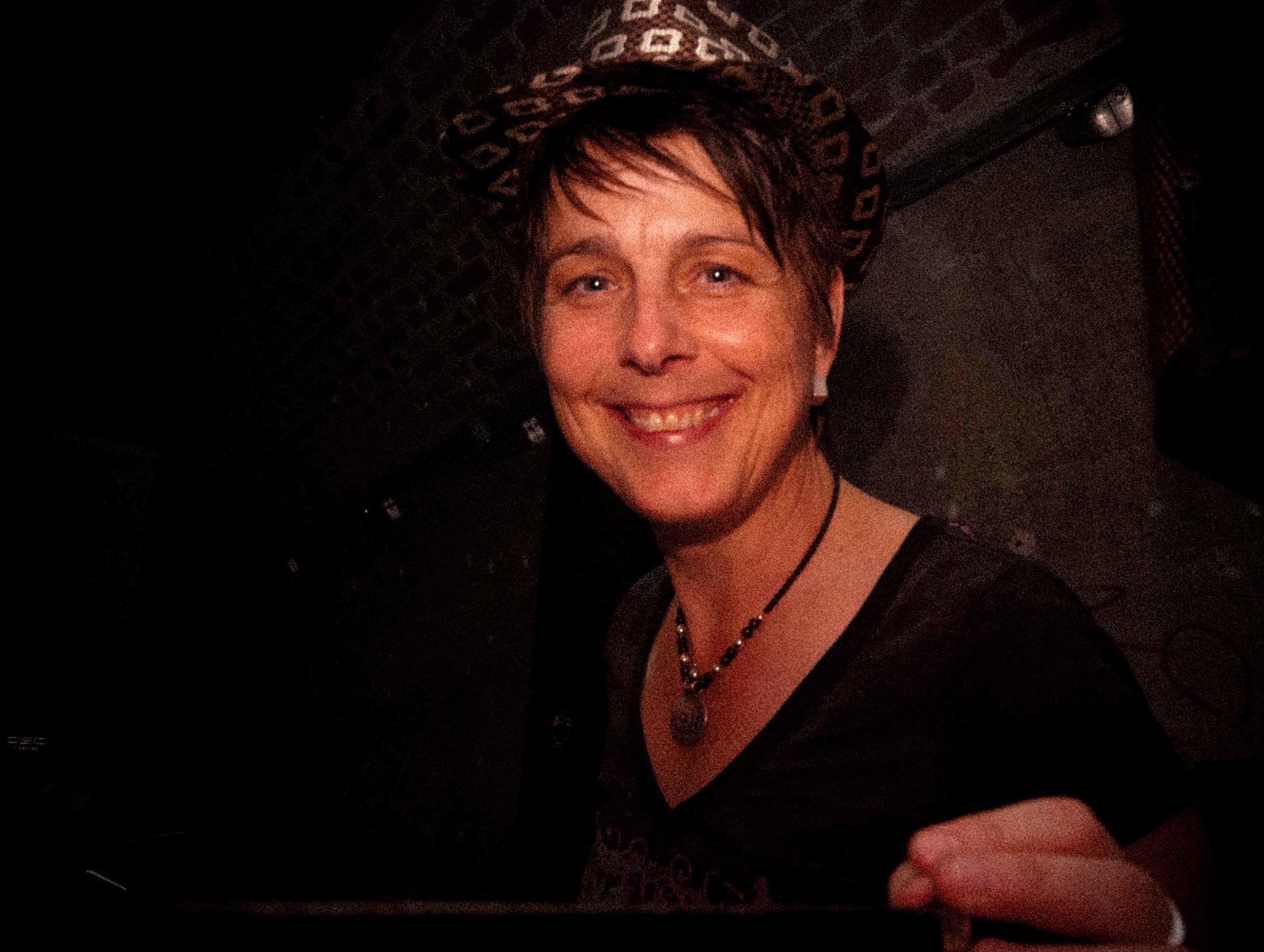 "Interviewserie ""Frauen an den Turntables"": Inge Linne"