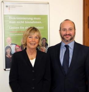 Christine Lüders, Antidiskrimierung, Jörg Litwinschuh Hirschfeld-Stiftung, Fotocredit: ©ADS
