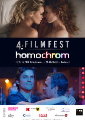 Filmfest homochrom 2014 in NRW