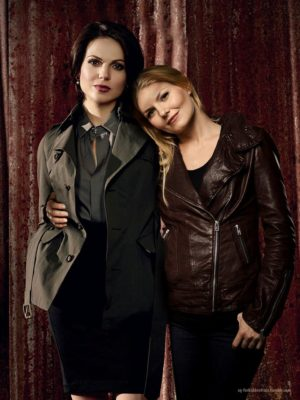 Swan Queen – A lesbian storyline made by lesbians