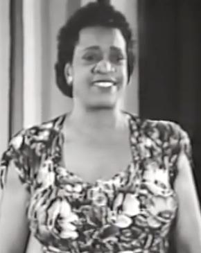 phenomenelle des Tages: Ida Cox