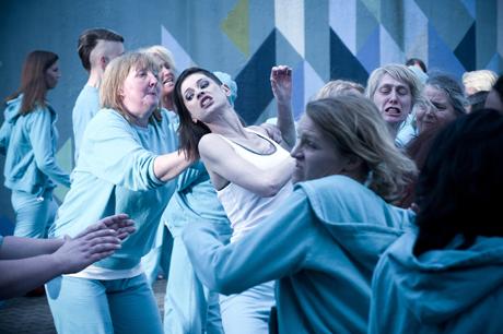 Block B, Chris im Handgemenge, © RTL / Claudius Pflug