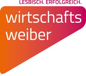 Logo der Wirtschaftsweiber – Verband lesbischer Fach- und Führungskräfte