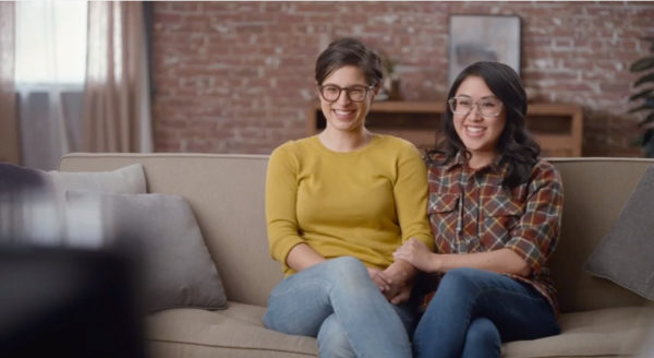 Die Lesbe in der Werbung – Top 15