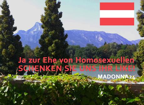 Ja zur Ehe – Kampagne aus Österreich