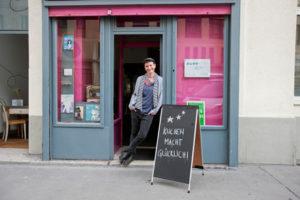 Wien: Café Fett + Zucker, © Bubu Dujmic