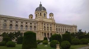 Wien Maria-Theresien-Platz, naturhistorisches Museum, © Larissa