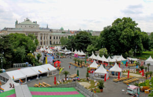 Wien Pride Village 2015, © Maira Reis