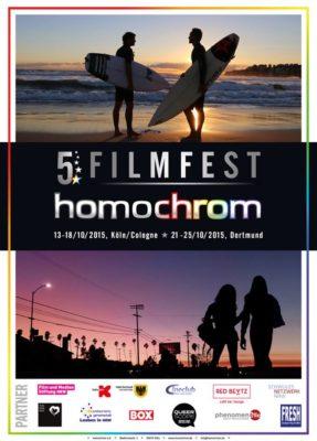 Lesbische Filmbeiträge beim 5. Filmfest homochrom