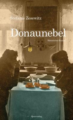 Buchrezi: Donaunebel von Stefanie Zesewitz