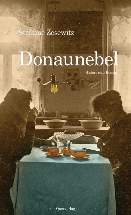 Cover Donaunebel von Stefanie Zesewitz, © Querverlag
