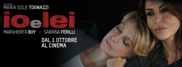 Lesbischer Filmtipp aus Italien: Io e Lei