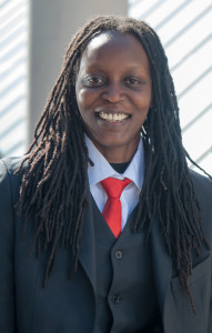 Kasha Jacqueline Nabagesera, Foto: Right Livelihood Award Foundation © Christine Dierenbach