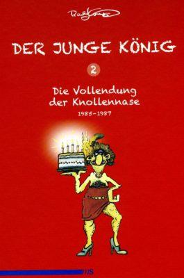 Comic: Der junge König von Ralf König