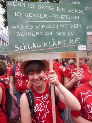Imagefilm über Schwul, Lesbisch, Bi, Trans*- Aufklärung in Köln