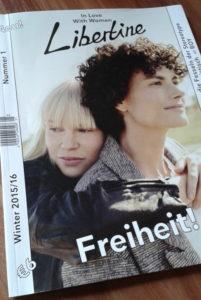 Libertine 1 Cover