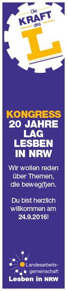 LAG Lesben NRW Kongress