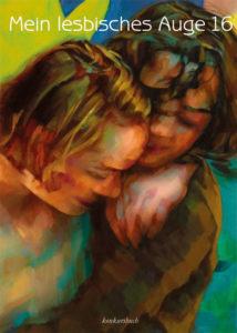 Buchcover Lesbisches Auge 16