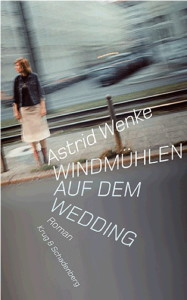 Buchcover Windmühlen auf dem Wedding