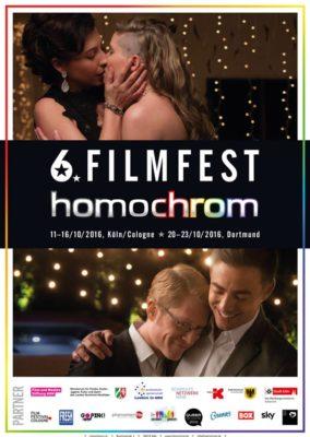 6. Filmfest homochrom in Köln und Dortmund