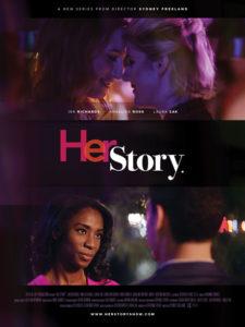 "Plakat ""Her Story"" Webserie"