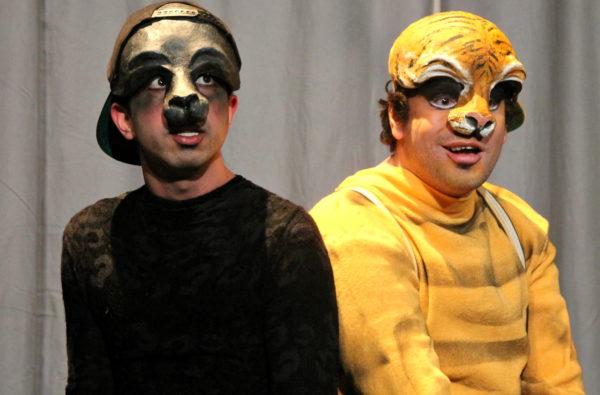 Theatertipp: Ein Känguru wie du