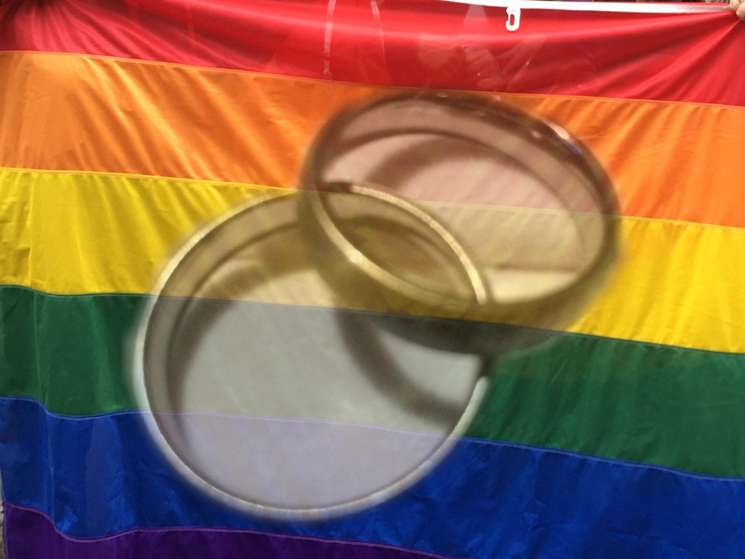 Ehe für alle: Ausgemerkelt! Mit Netz und doppeltem Boden