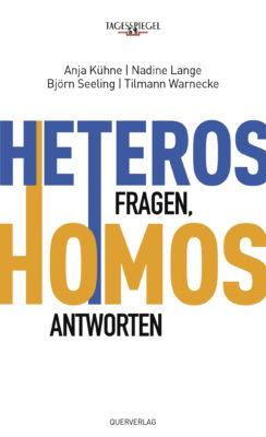 """Buchrezi und Verlosung: """"Heteros fragen, Homos antworten"""""""