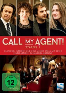 DVD-Cover Call My Agent 1