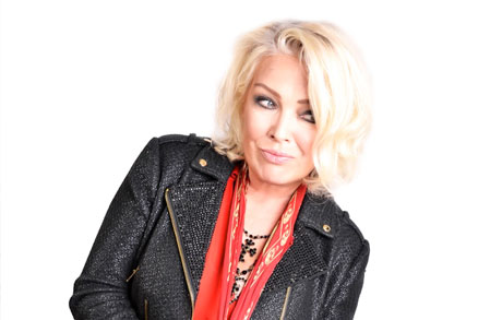 Portrait Kim Wilde, Fotocredit: © Steve Ullathorne