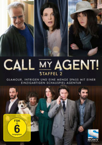 DVD-Cover Call My Agent, Staffel II, © Edel Motion