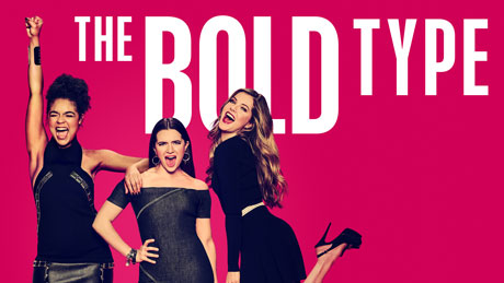 The Bold Type Key Art, © NBCUniversal