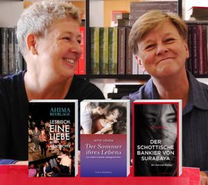 Andrea Krug & Dagmar Schadenberg, Foto: cb berlin
